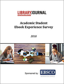 Academic Student Ebook Experience Survey Report