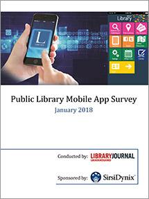 2018 Public Library Mobile App Survey Report