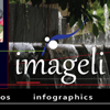 Imageli: Visual Web Marketing Logo. Thumbnail Size Square Format. Image size: 100x100 px