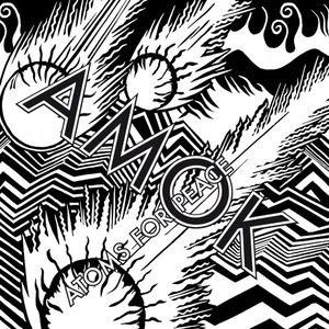 atoms for peace - amok, new album debut, nuevo disco, supergrupo, thom yorke, nigel godrich, flea, joey waronker, mauro refosco, noticias musicales, novedades, actualidades, radio internet alternativo independiente ciudad de méxico, online, stream, streaming, emisora internet indie rock