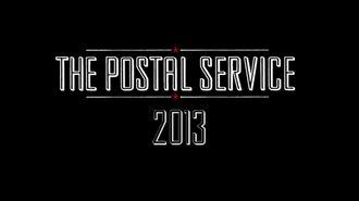 the postal service, 2013, reunión, coachella, ben gibbard, dntel, noticias musicales, novedades, actualidades, radio internet independiente ciudad de mñexico, alternativo, indie rock, indie pop, synth pop, dream pop, new music, música nueva