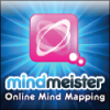 Mindmeister Mind Mapping Software. Small Format Website Banner Size:100x100px