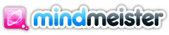 Mindmeister Free Mind Mapping Software. Small Long Format Website Banner Size:240x50px