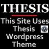 Thesis WordPress Theme. Thumbnail Size Square Format. Image size: 100x100 px