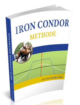 Voorblad E-book Iron Condor Methode