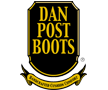Men's Dan Post Boots Logo
