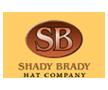 Shady Brady Hats Logo