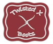 Men's Twisted X Boots Logo