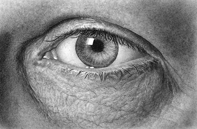 Realistic Eye Drawing Tutorial