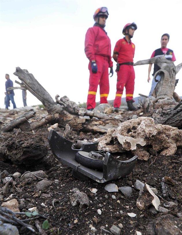 Muerte de Jenni Rivera Partes del Avion