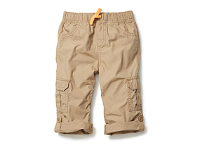 Kids Baby Boy Pull On Pant