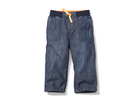 Kids Baby Boy Dark Denim Jean