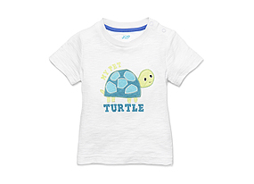 Kids Baby Boy Applique Tee