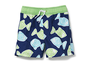 Kids Baby Boy Swim Short