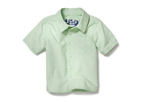 Kids Baby Boy Short Sleeve Shirt