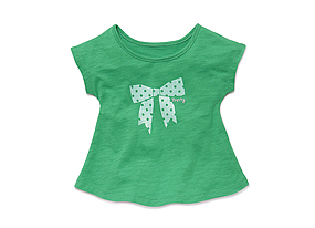 Kids Baby Girl Tunic Top