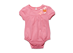 Kids Baby Girl Bodysuit
