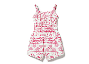 Kids Baby Girl Romper