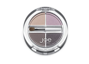 Beauty Eyes Eye Shadow Quad, Perfect Plums