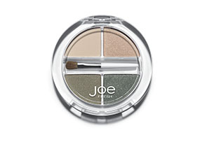 Beauty Eyes Eye Shadow Quad, Khaki Combo