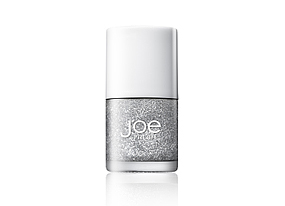Beauty Nails Nail Polish, Silver Glitter
