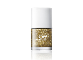 Beauty Nails Nail Polish, Gold Glitter