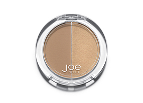 Beauty Face Bronzer Duo, Golden Tan
