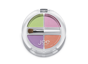 Beauty Eyes Eye Shadow Quad, Pure Pastels