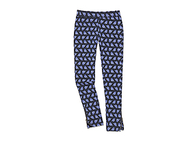 Kids Kid Girl Zip Legging