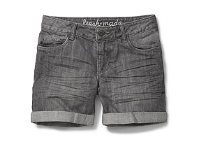 Kids Kid Girl Denim Short