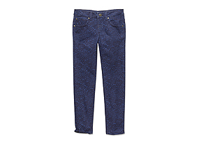 Kids Kid Girl Marbled Jean