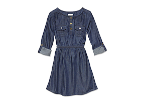 Kids Kid Girl Chambry Dress