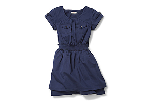 Kids Kid Girl Cargo Pocket Dress