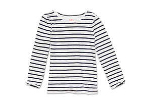 Kids Kid Girl Stripe Tee