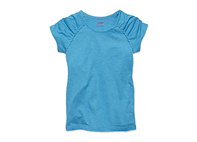 Kids Kid Girl Gather Tee