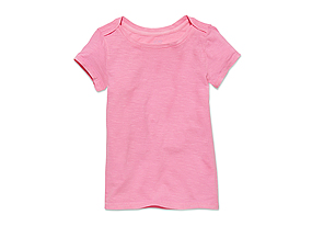 Kids Kid Girl Overlap Tee