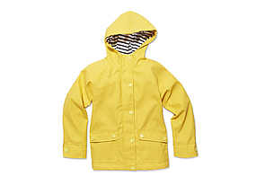 Kids Kid Girl Raincoat