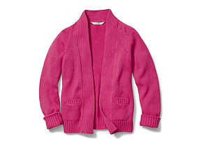 Kids Kid Girl Cardigan Sweater