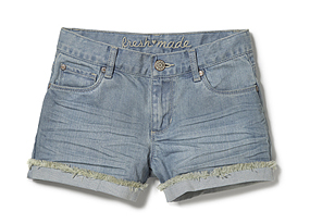Kids Kid Girl Jean Short