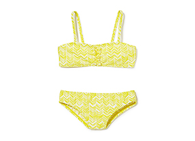 Kids Kid Girl Two Piece Swim Suit