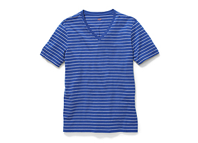 Men Tops Stripe Tee