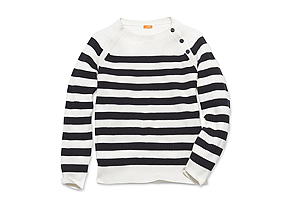 Men Tops Stripe Sweater