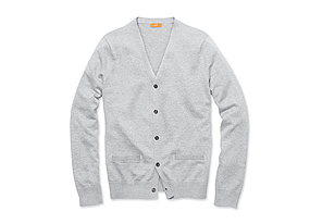 Men Tops Vneck Cardigan