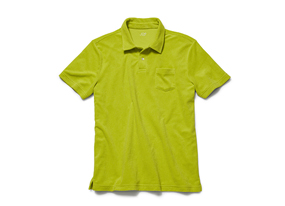Men Tops Terry Polo