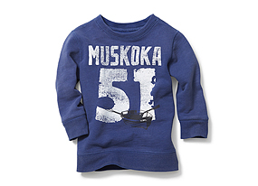 Kids Toddler Boy Graphic Sweatshirt