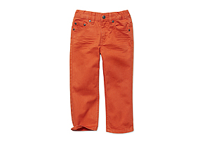 Kids Toddler Boy Colour Jean