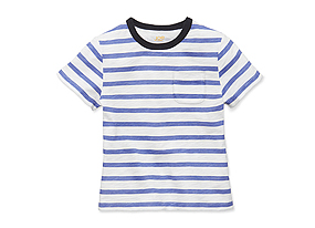 Kids Toddler Boy Stripe Tee