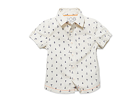 Kids Toddler Boy Print Shirt