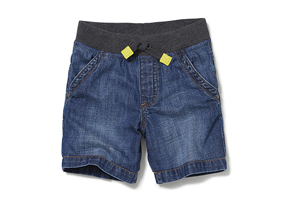Kids Toddler Boy Jean Short