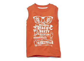 Kids Toddler Boy Tank